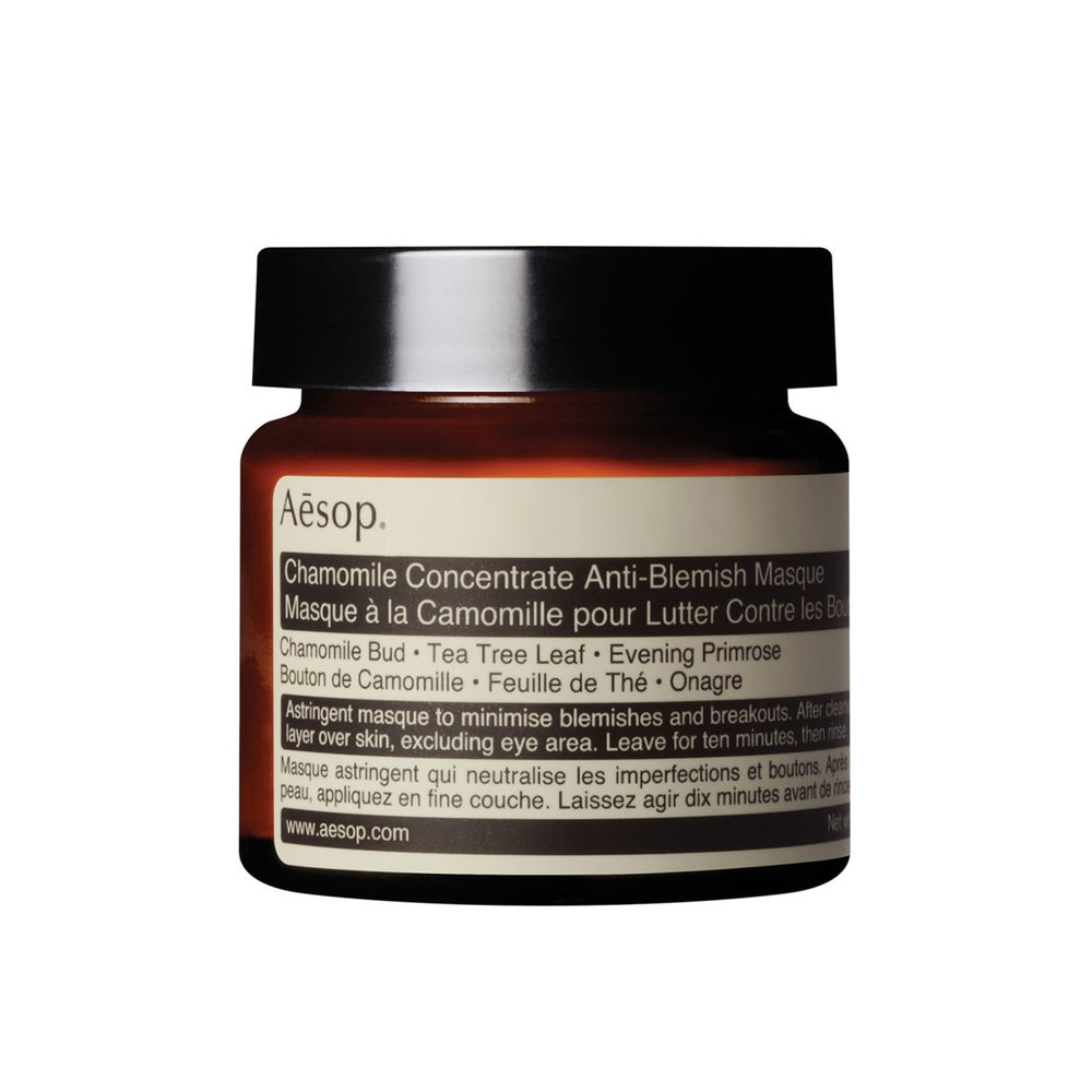 Aesop Chamomile Concentrate Anti-Blemish Masque