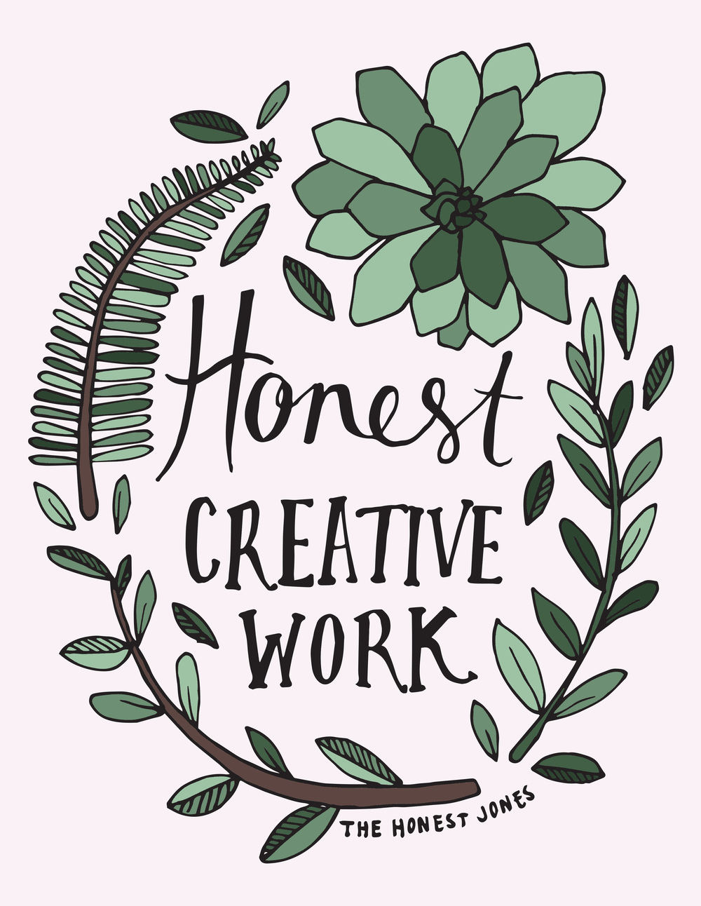 Illustration by Kate Baxter for The Honest Jones