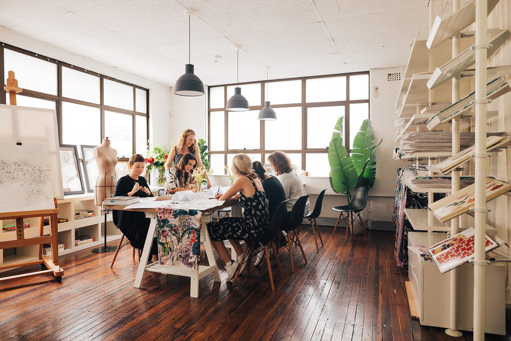 Longina Phillips Design Studio