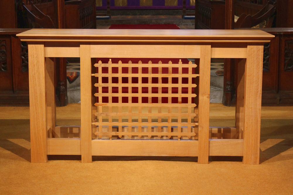St. Laurence Church Altar