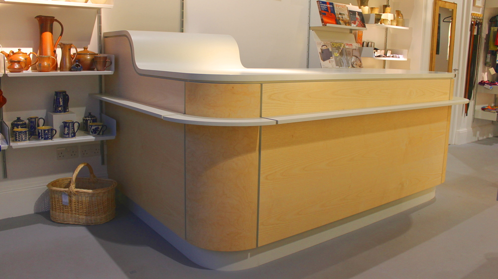 Guild at 51 Sales Point Desk