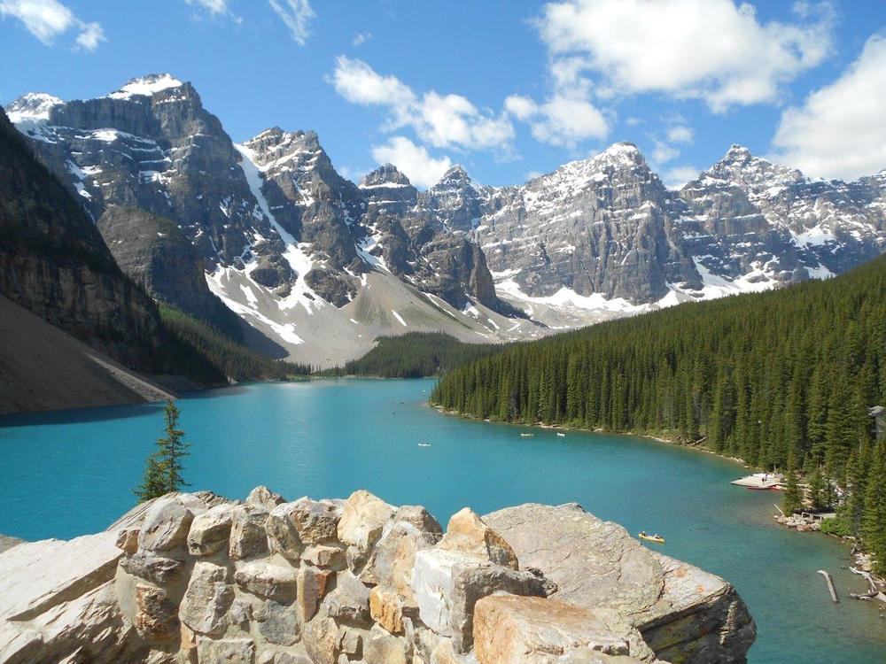 Moraine Lake, Canada – June 2015