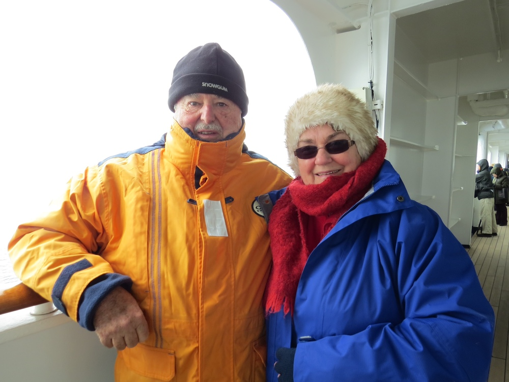 Antarctica - January 2016