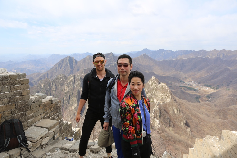 Great Wall, China - March 2016