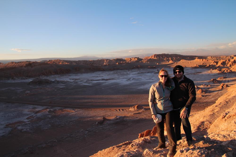 Atacama Desert, Chile - May 2016