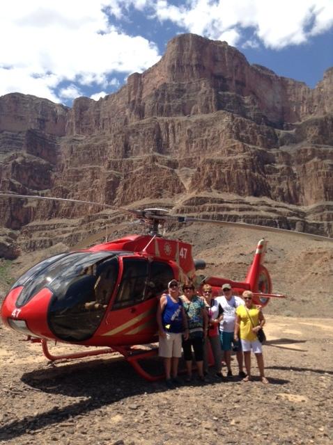Grand Canyon, USA - April 2016