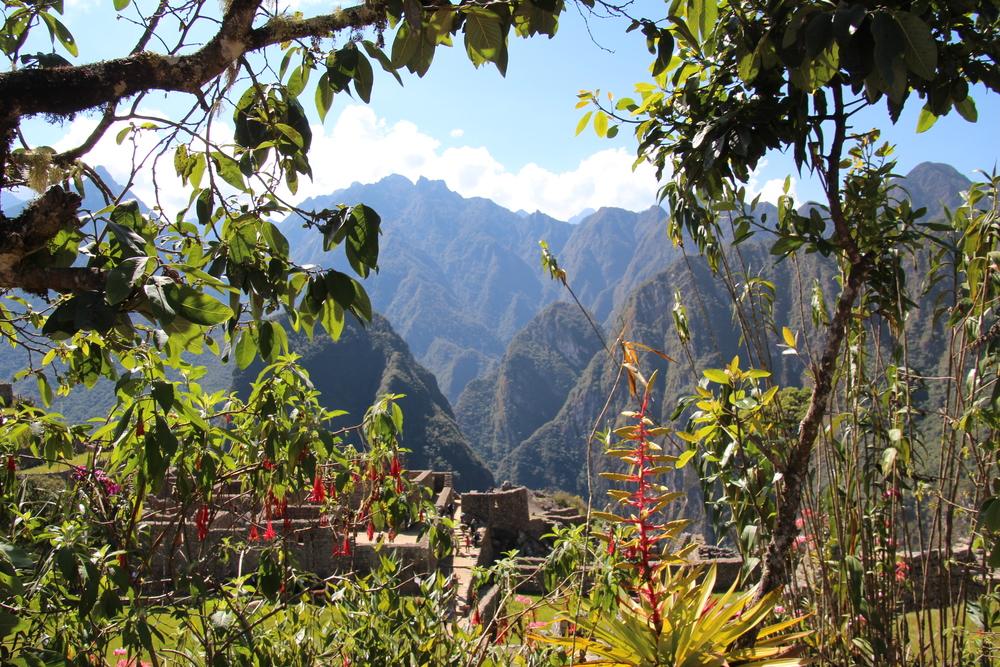 Machu Picchu, Peru - May 2016