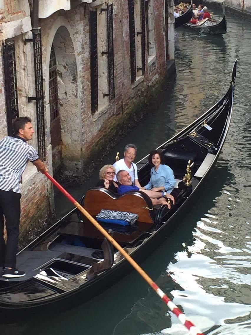 Venice, Italy - September 2016