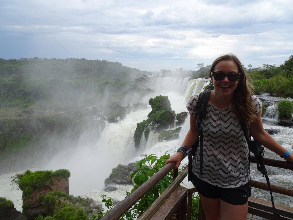 Iguassu Falls, Argentina - March 2017