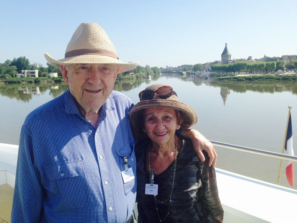 Scenic Bordeaux River Cruise - May 2018