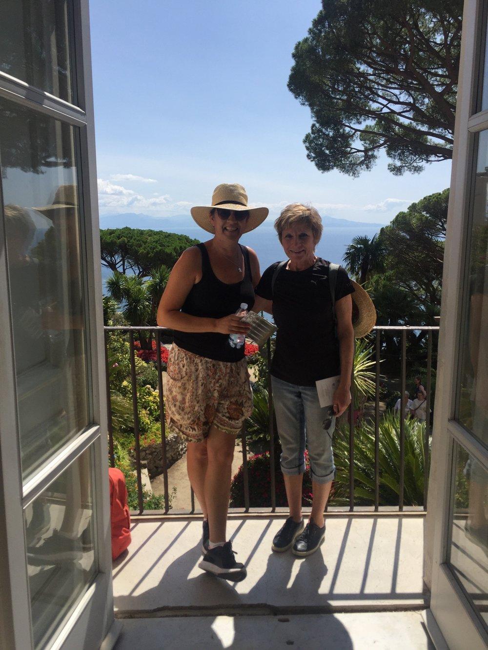 Positano, Italy - August 2018
