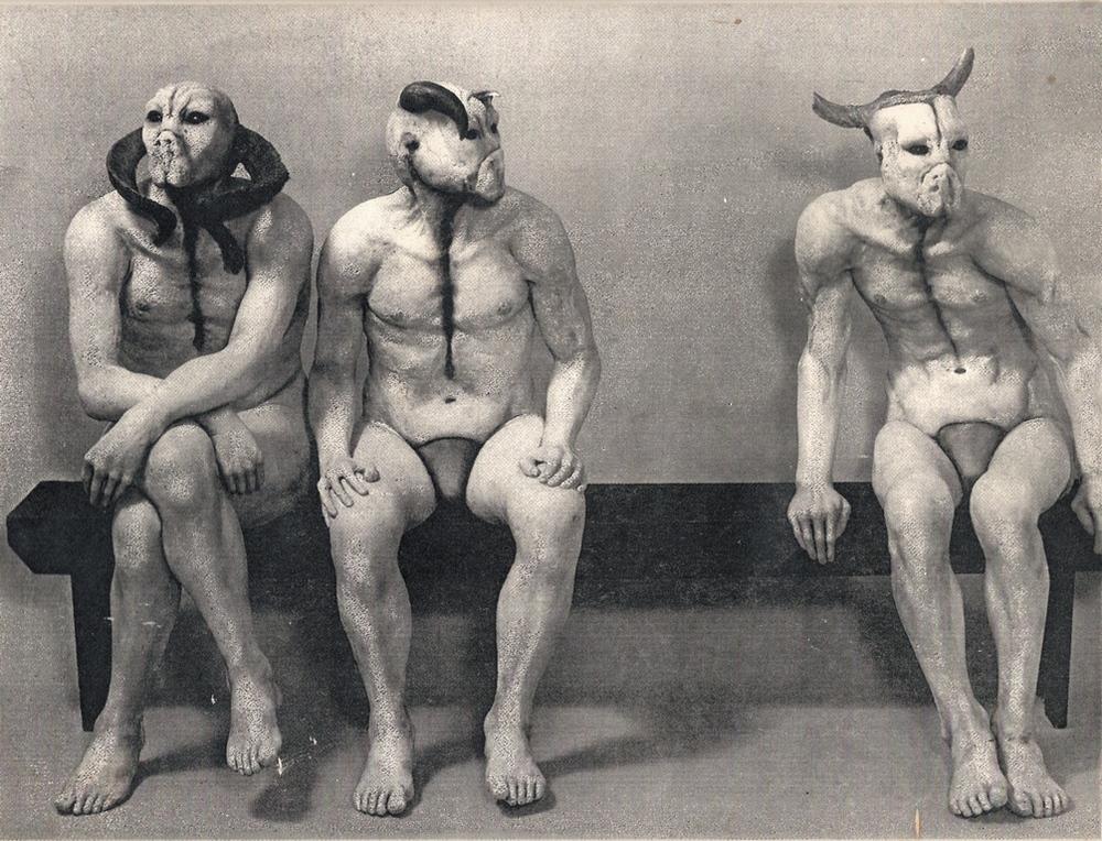 'The butcher Boys