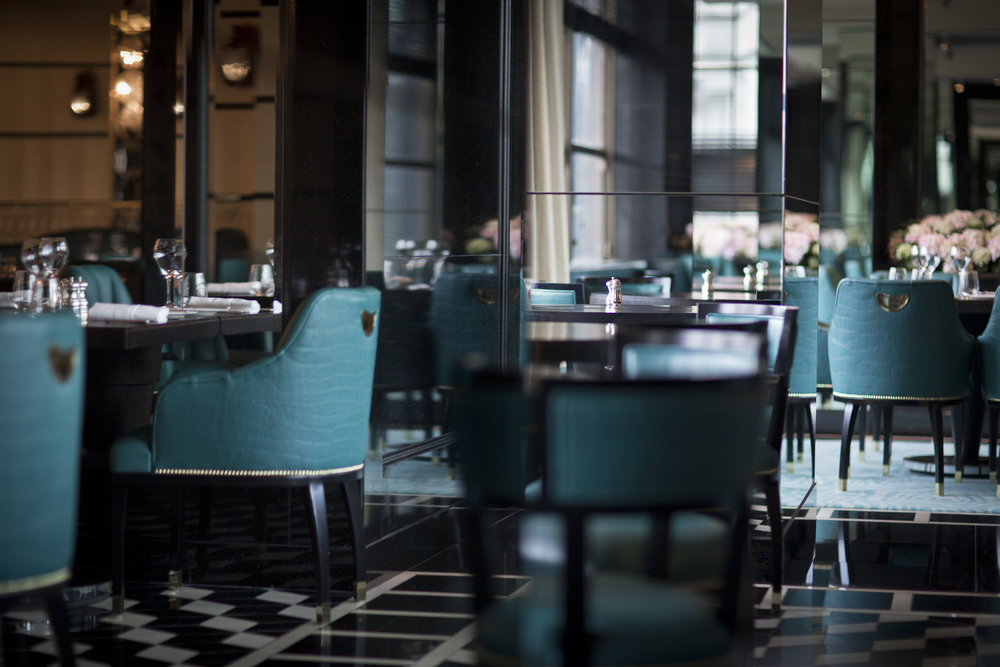 KASPAR'S AT THE SAVOY -
