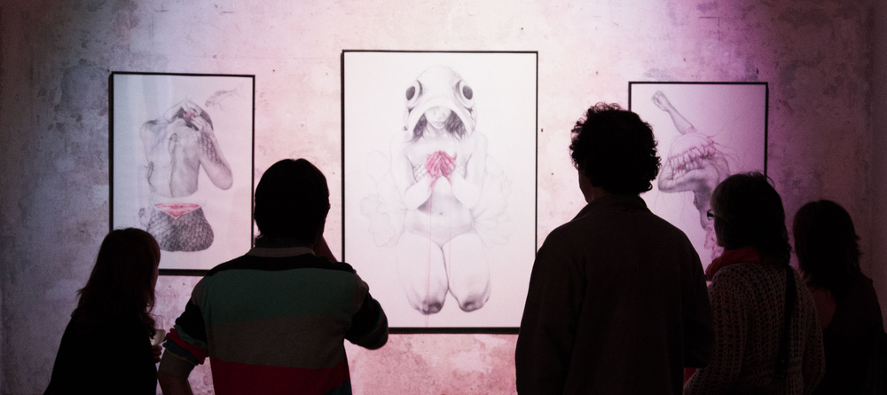 Mutuo Gallery, Barcelona 2014