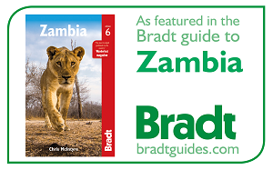 Bradt Zambia Travel Guide