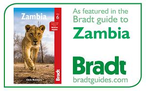Bradt Zambia Travel Guide