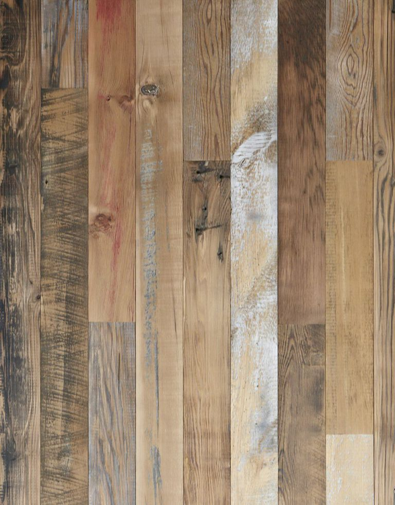 Reclaimed Softwoods Paneling [Medley]