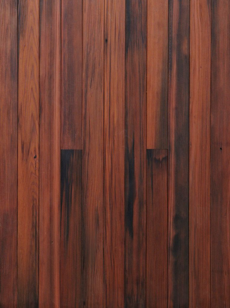 Reclaimed Redwood Paneling [NYC Water Tanks]