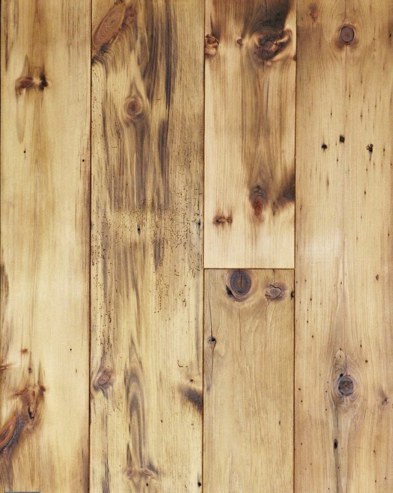 Reclaimed White Pine Softwood Flooring [Surfaced]