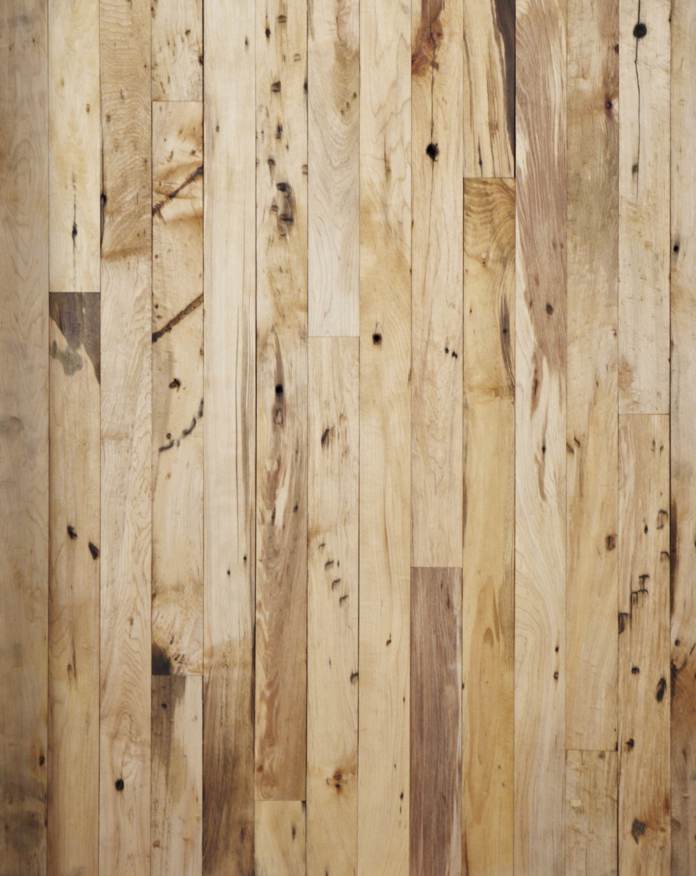 Reclaimed Travaux Maple Hardwood Flooring [New Face]