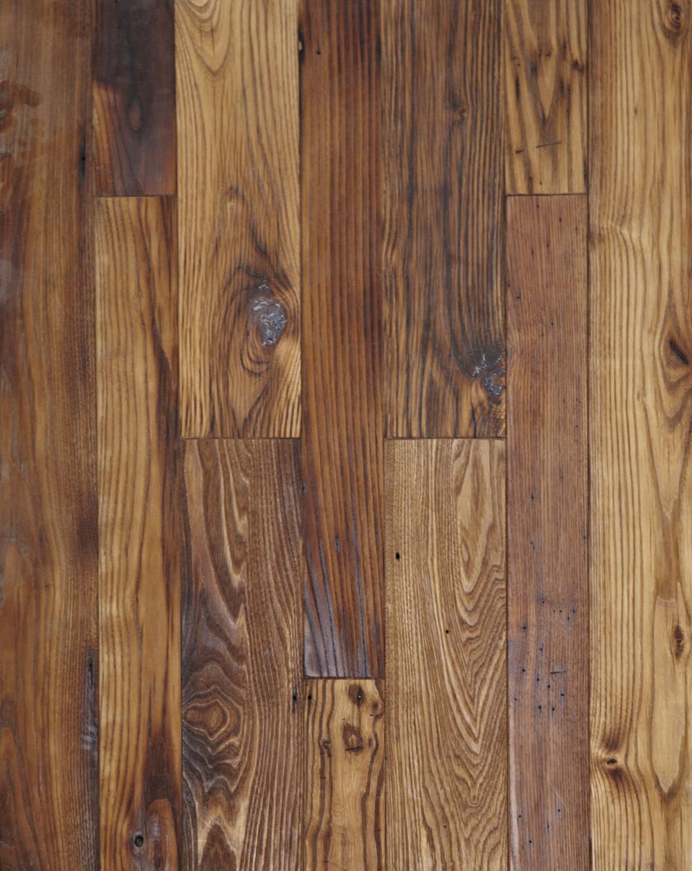 Reclaimed Chestnut Hardwood Flooring [New Face]