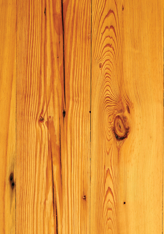 Reclaimed Heart Pine Softwood Flooring [New Face]