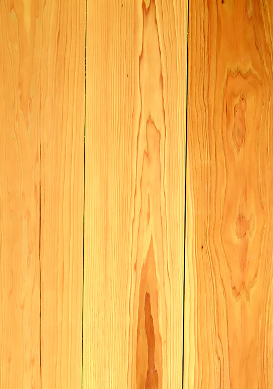 Select Harvest Hickory Softwood Flooring [Natural Finish]