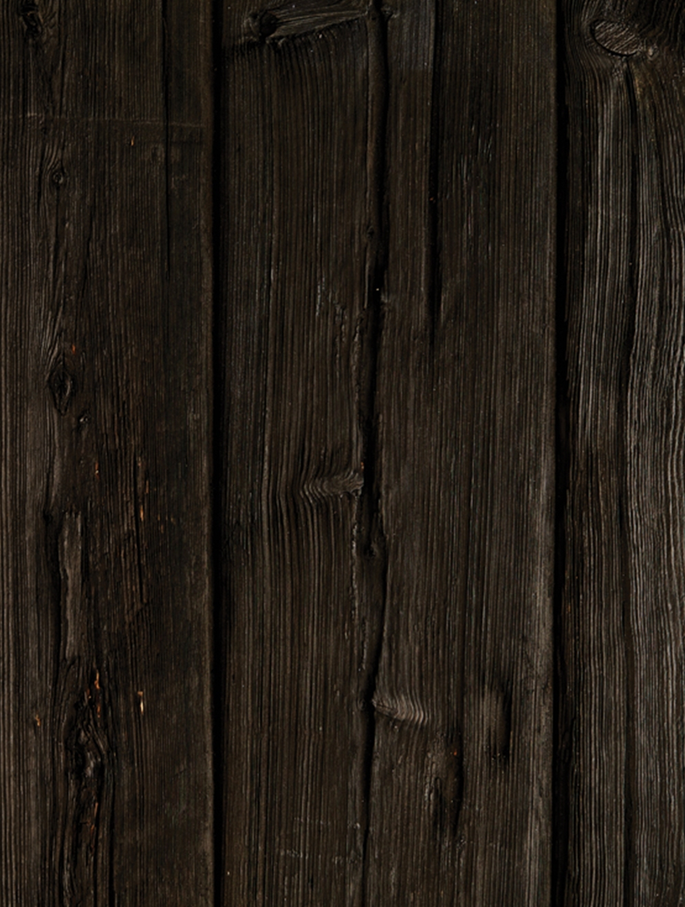Reclaimed Hemlock Softwood Paneling [Charcoal Mushroom Wood]