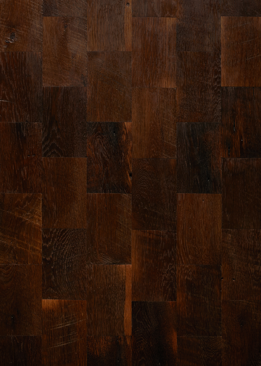 Reclaimed Mixed Oak Hardwood Flooring [Original Face, Cobbles]