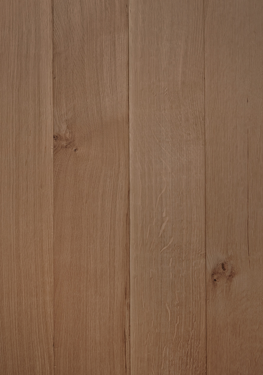 Select Harvest White Oak Hardwood Flooring [Bare, Rift and Quartered]