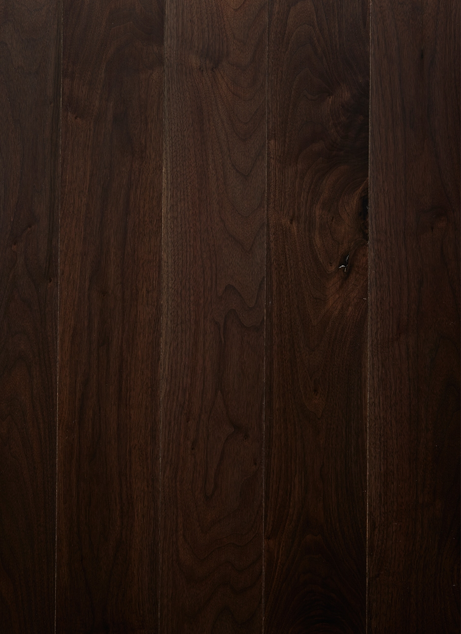 Select Harvest Walnut Hardwood Flooring [Cacao Finish]