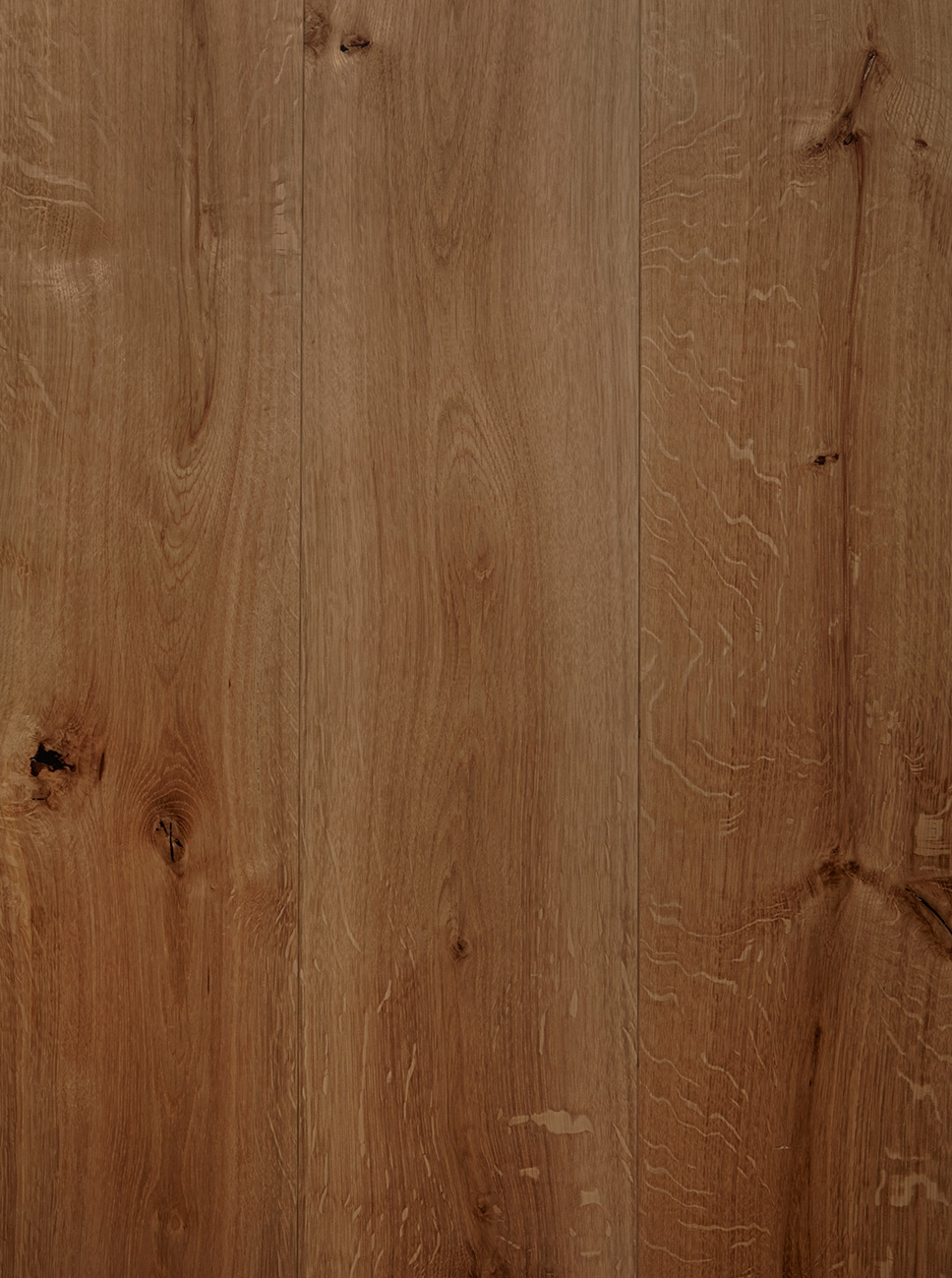 Select Harvest French Cut White Oak Hardwood Flooring [Barley Finish]