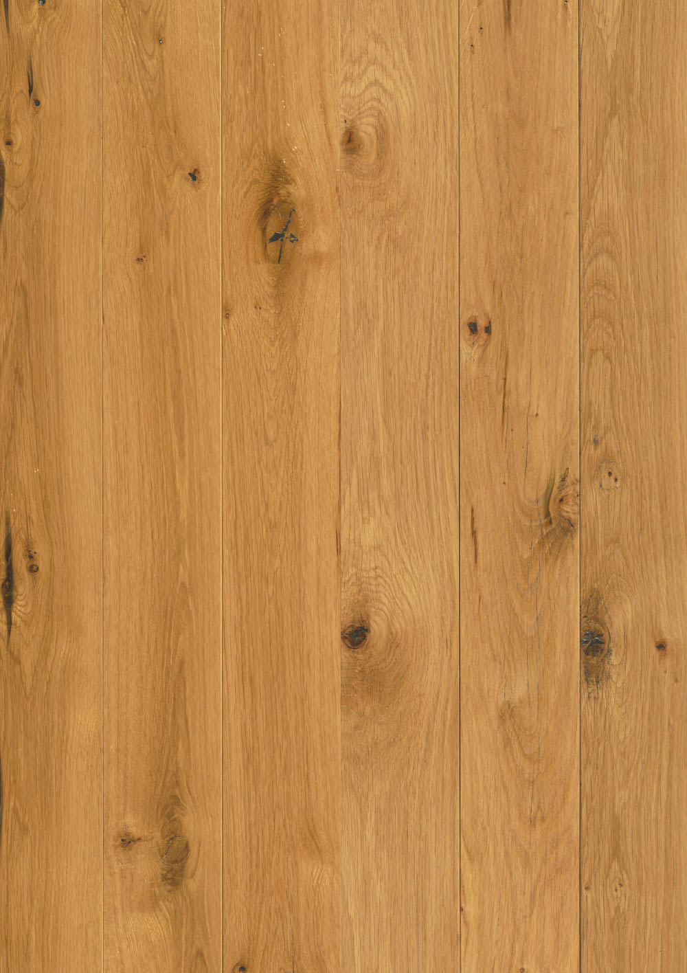 Reclaimed Oak, White New Face Barley Oil Prime 4