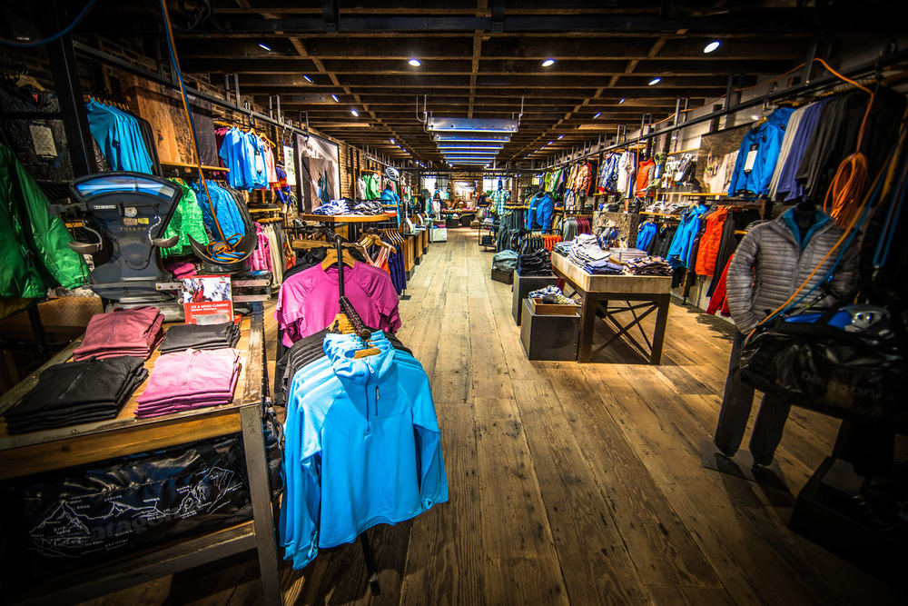 The Patagonia Store, Meatpacking District, NYC