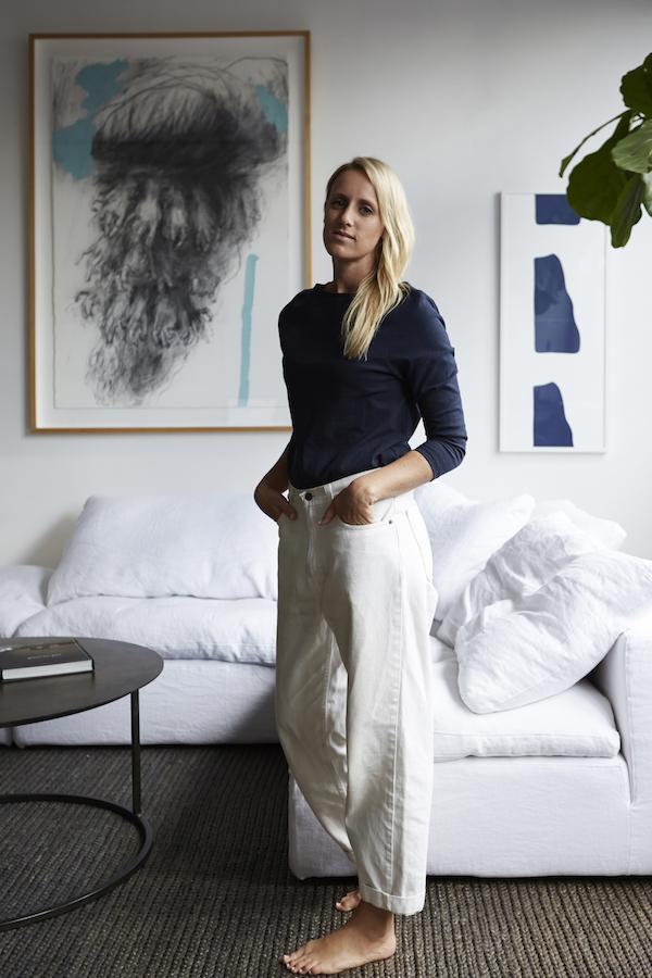 Australian designer Amee Allsop.