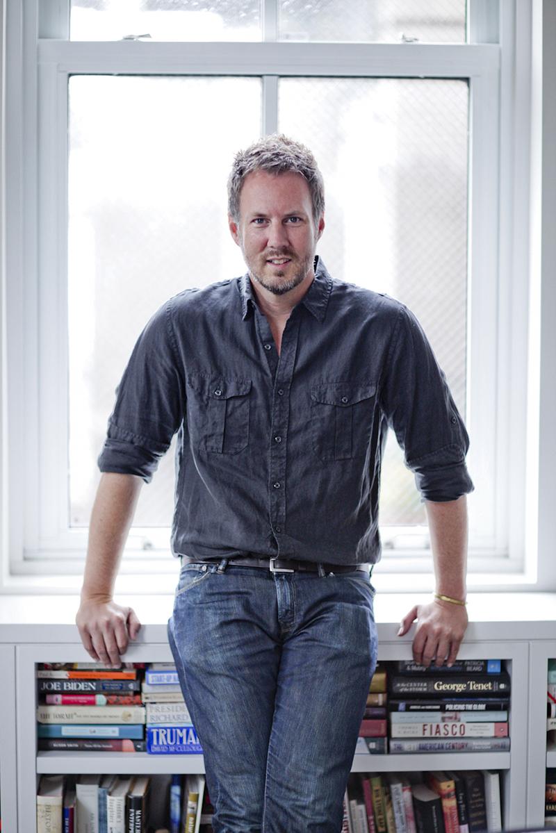 Designer Brad Ford.