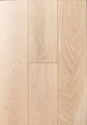 BARE, WHITE OAK,FLAT SAWN