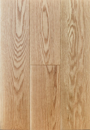 CLEAR, WHITE OAK,FLAT SAWN