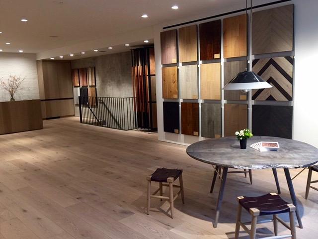 Hudson Company Showroom, Manhattan