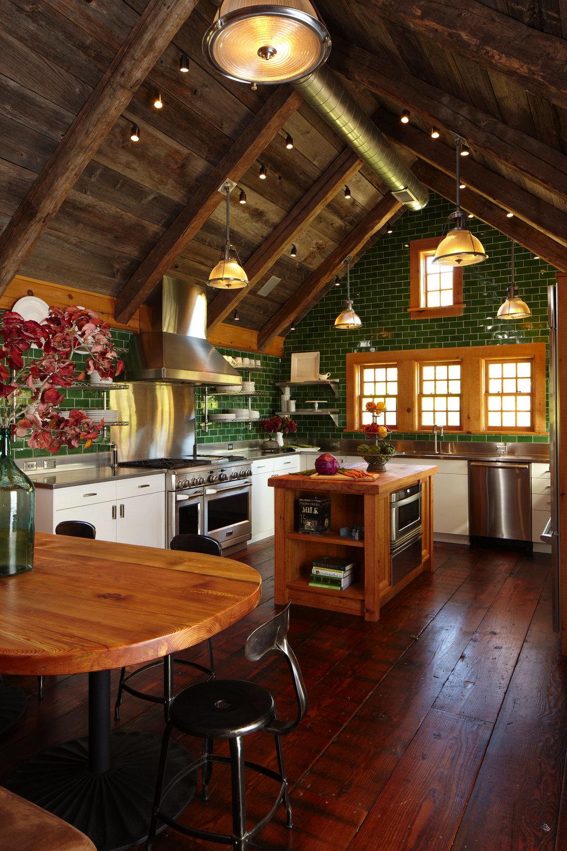 W04.  Ashaway Farm - Reclaimed Doug Fir Flooring, Soft Wood .jpg