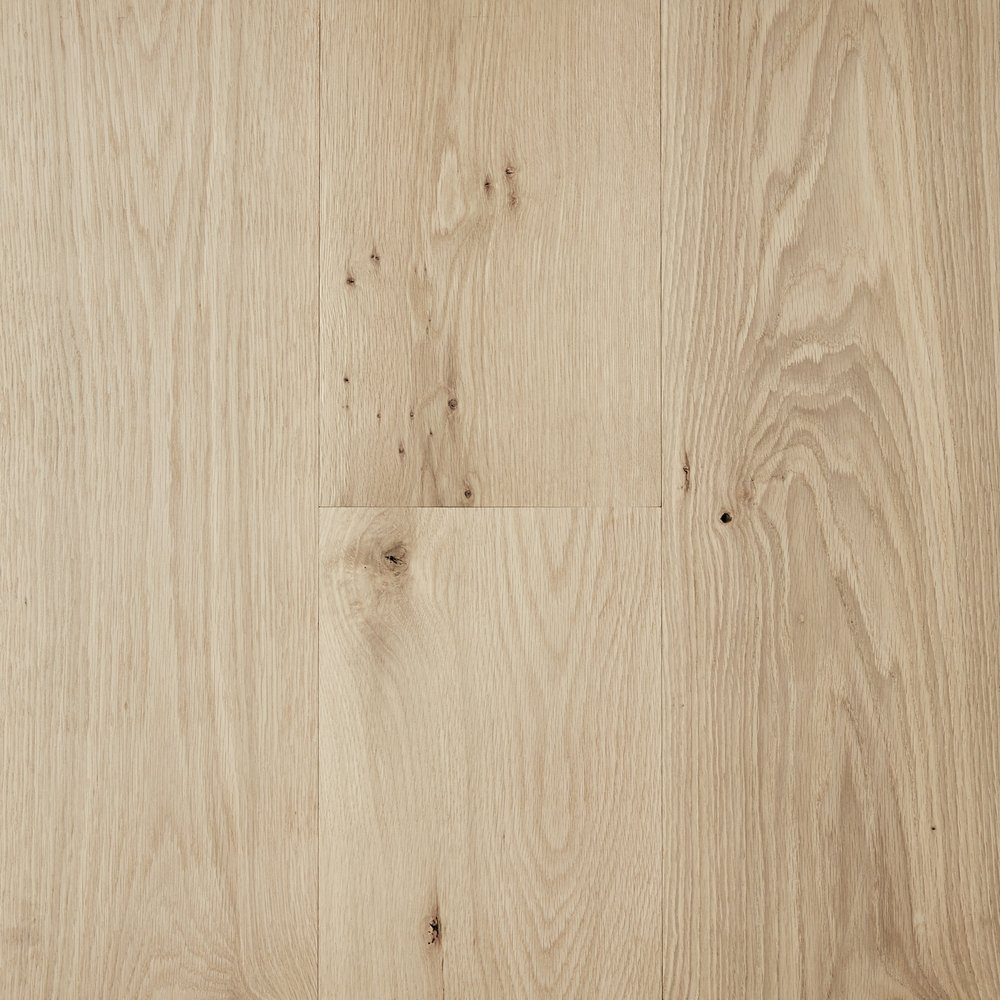 WHITE OAK, LIVE SAWN
