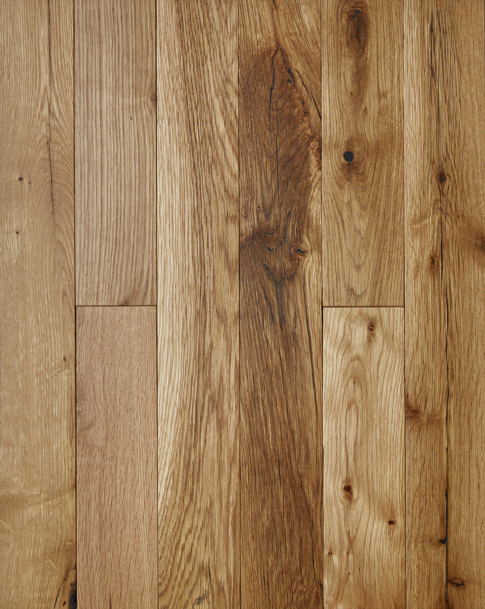 BARLEY, RECLAIMED WHITE OAK