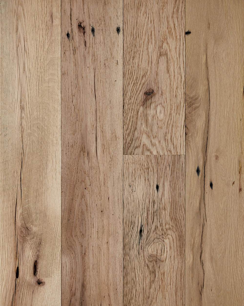 RECLAIMED OAK, NEW FACE