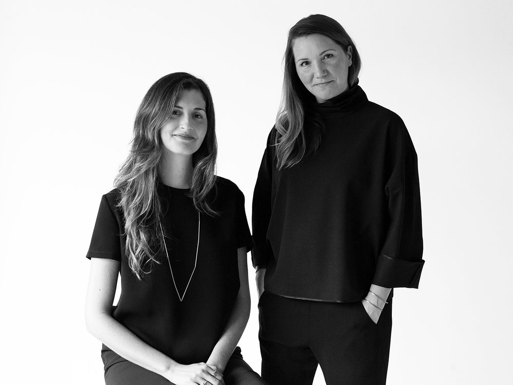 The Commons co-founders  Erin Reitz and Kerry Clark Speake