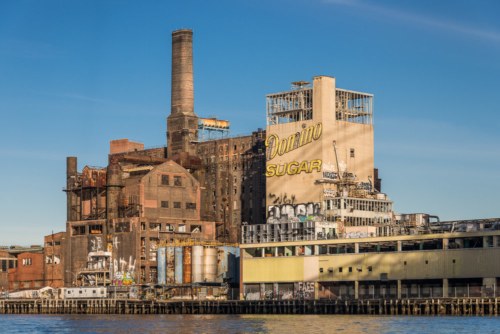 Domino Sugar Refinery Photos by Paul Raphaelson.