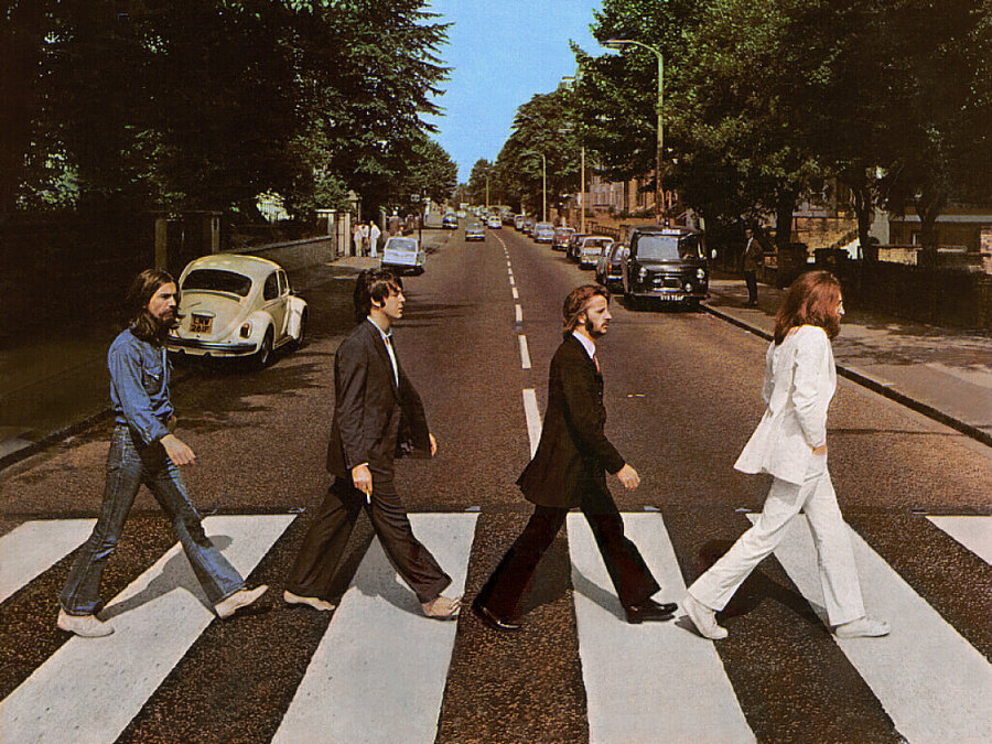 Paul is barefoot. Must mean that there is no Paul and there are no Beatles.