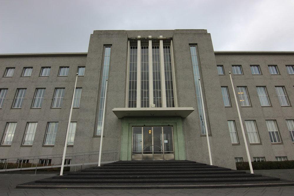 Háskóli Íslands. Mynd/Stúdentablaðið (KÁA)