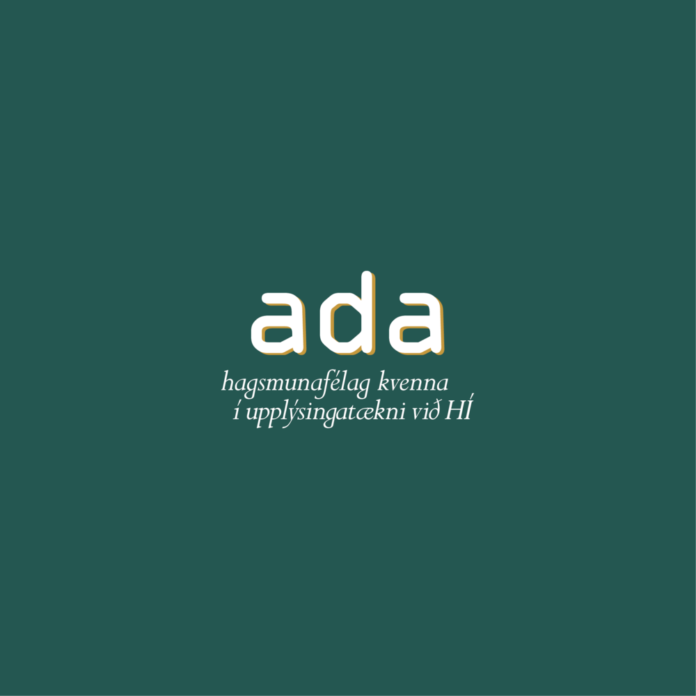 Lógó ADA.