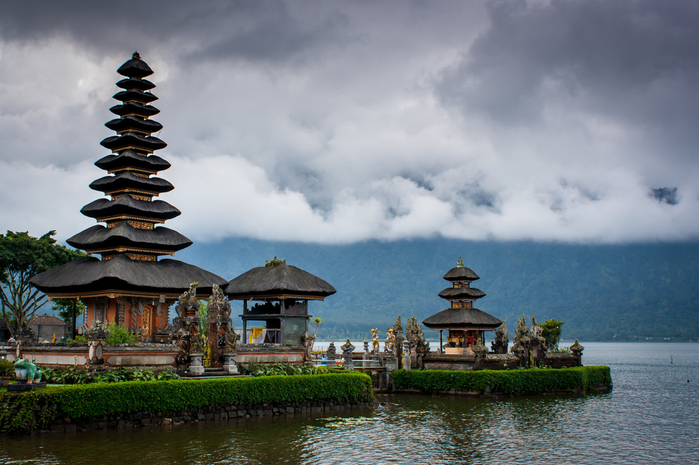 Floating Temple | Bali, Indonesia