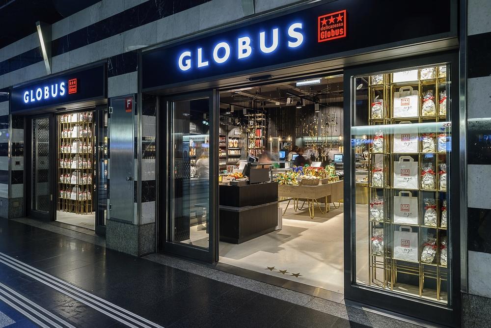 Schmid+Boesch Globus delicatessa to go